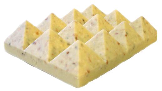 Bloc de 12 pyramide